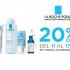 La Roche Posay ¡20% off! Del 11 al 17 Noviembre