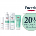 Eucerin Dermo Pure ¡20% off! 2 al 16 Sep