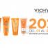 Vichy Protección Solar ¡20% off!